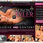 Alisontyler Limited Time Offer