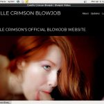 Camillecrimsonblowjob.com $1 Trial