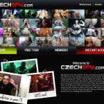 Czech Spy Renew Membership