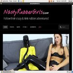 How To Join Nasty Rubber Girls