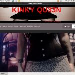 Kinkyqu33n.com Password Details