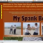 Myspankboys.com Preview