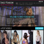 Sweet Femdom Sign Up