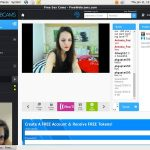 Free Webcams Tokens