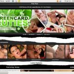 Green Card Cuties Vendo Discount