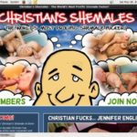 Christian's Shemales Discount Sign Up