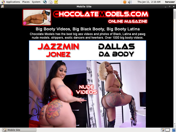 Chocolate Models Rocketpay