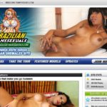 Braziliantranssexuals With Euros