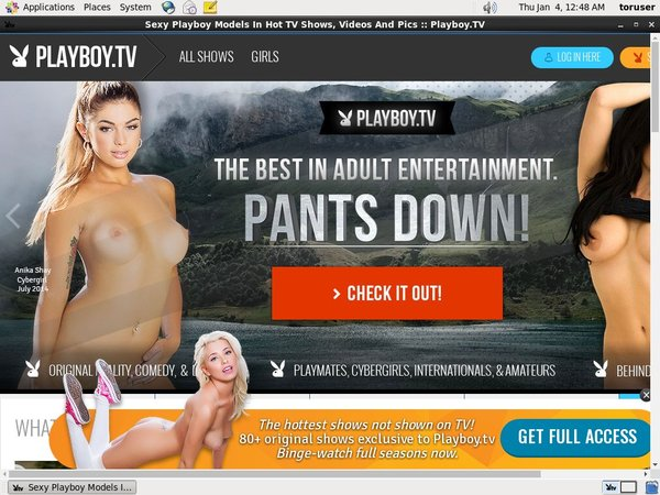 Premium Playboy TV Account Free
