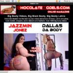 Chocolate Models Free Id