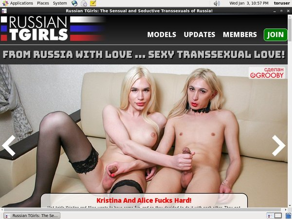 Russian TGirls Films
