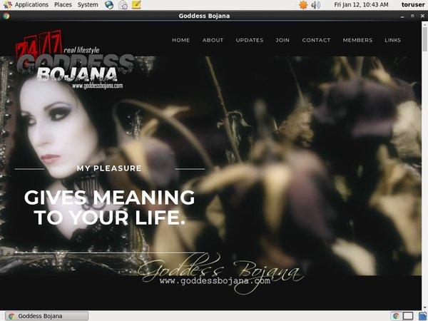 Full Free Goddessbojana.com