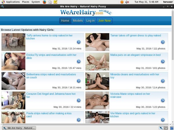 Wearehairymobile Clips4sale