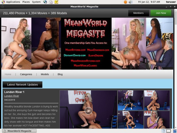Mean World Porn Pass