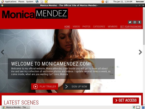 Monicamendez User And Pass