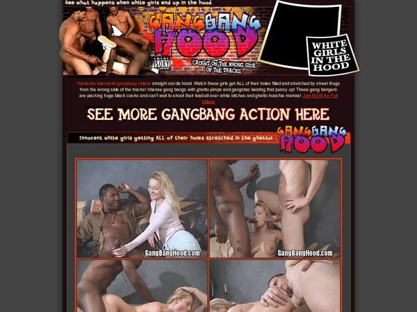 Epoch Gang Bang Hood