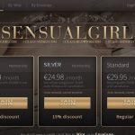Girl Sensual Free Membership