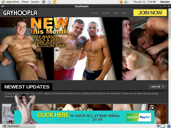 Gayhoopla Become A Member