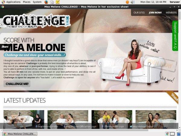 Free Logins For Melonechallenge.com